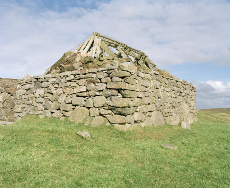 Henhouse, view from SW