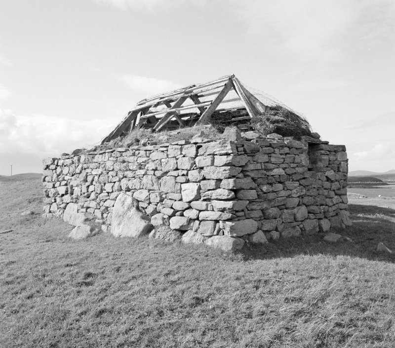 Henhouse, view from SE