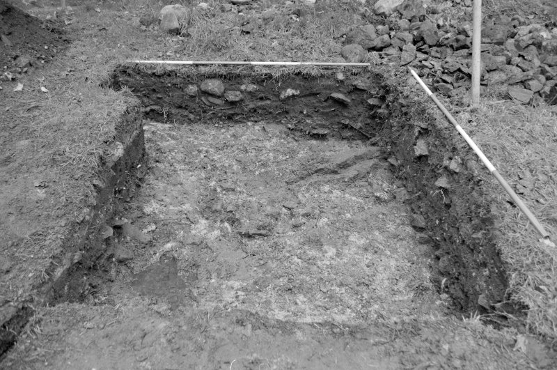 Inverlochy Castle Frame 17 - Trench A: F203