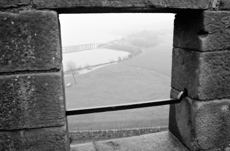 Newark Castle Frame 35 - Shot from top of castle