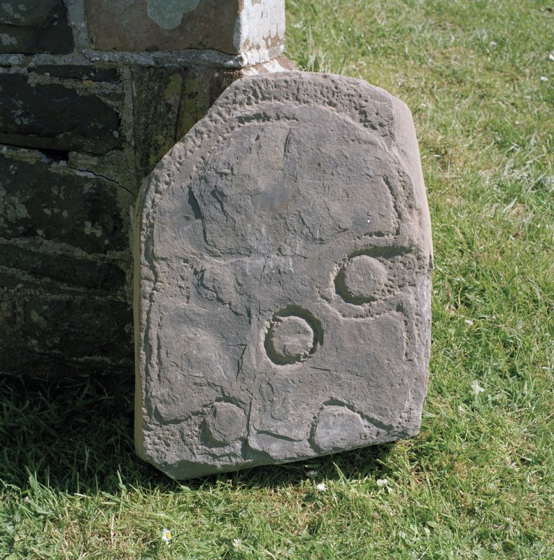 Cross-slab fragment.