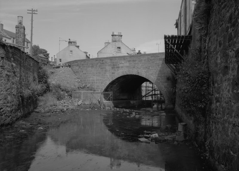 General view of Dreel Burn Bridge, Anstruther Easter.