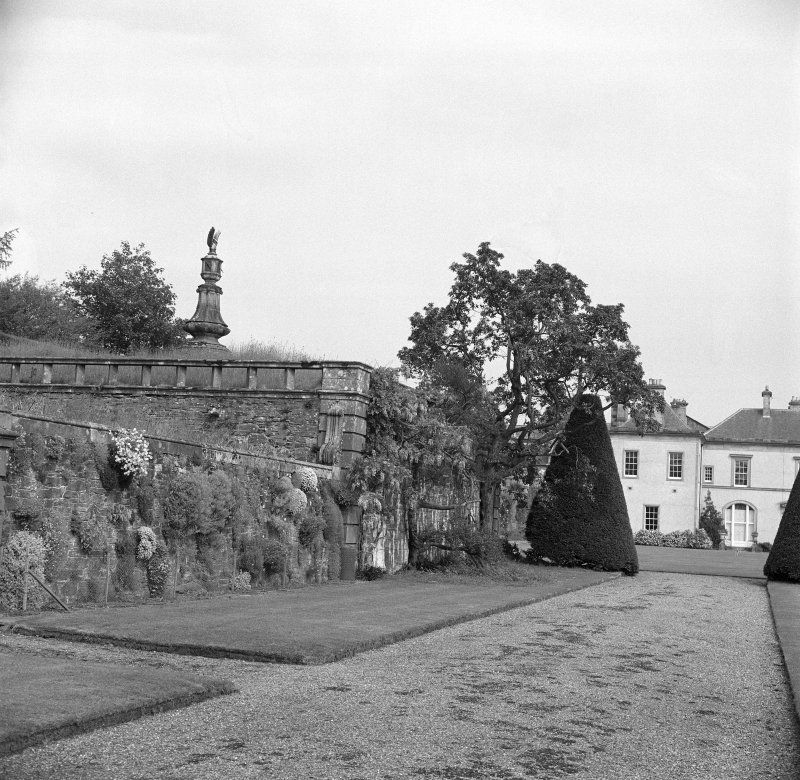 General view of house and terrace.