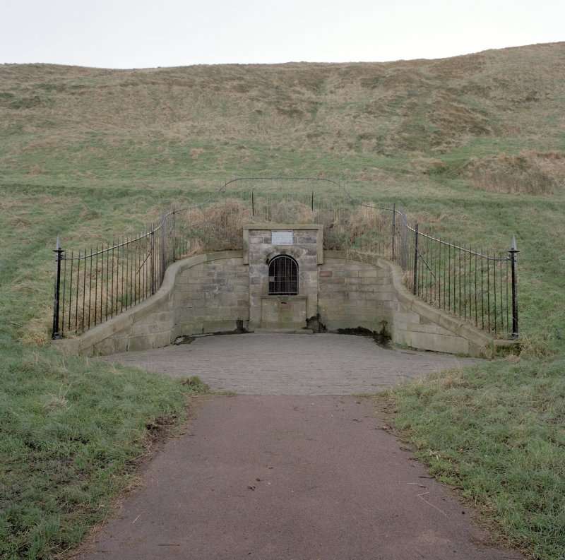 Holyrood Park: general view of St Margaret's Well