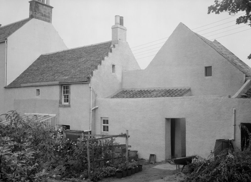 View of ancilliary buildings, The Hermitage, Anstruther Easter.