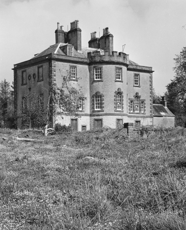 View of Balmae House from S.