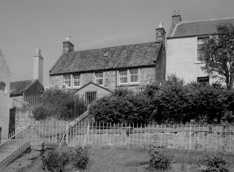 View of Mr Watt's House, High Terrace, Anstruther Easter, from S.