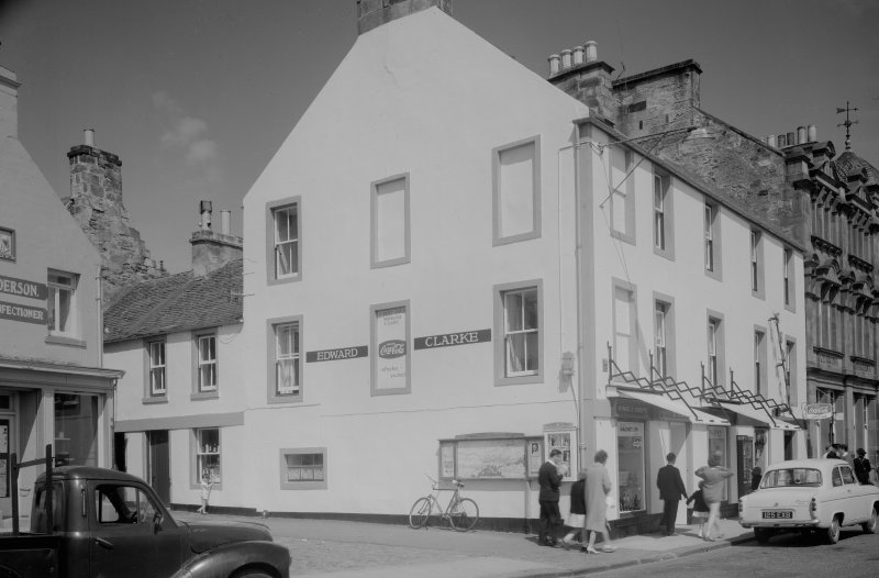 View of 5 and 6 Shore Street, Anstruther Easter, from SW.