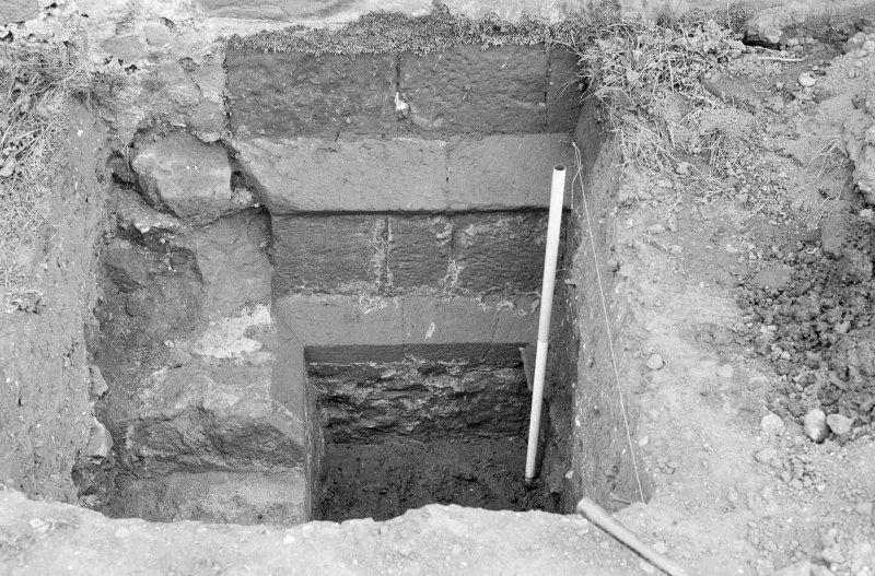 Excavation photograph : trench II.