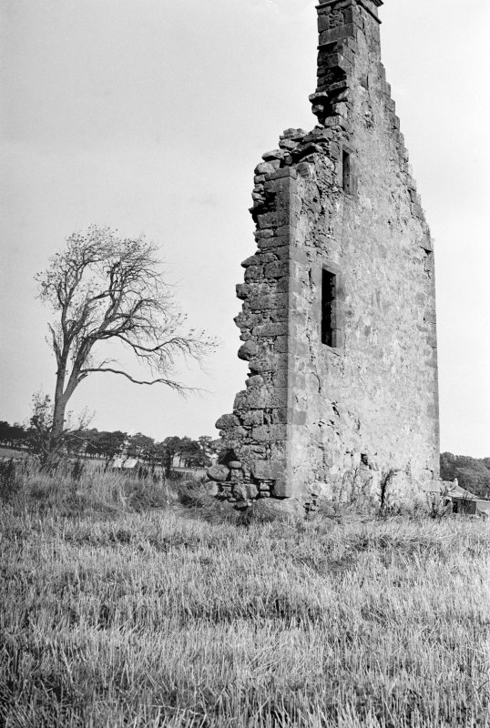 General view of ruins