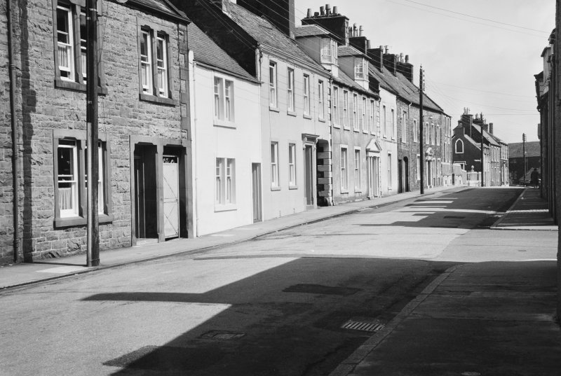 General view of High Street, Kirkcudbright, from S.
