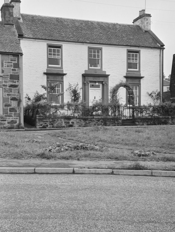 General view of Crossways, Pitkellony Street, Muthill.