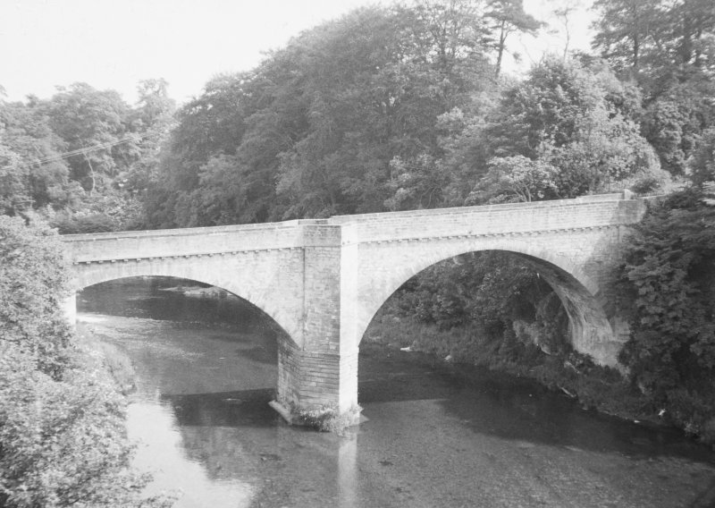 View of Chirnside Bridge from SW.