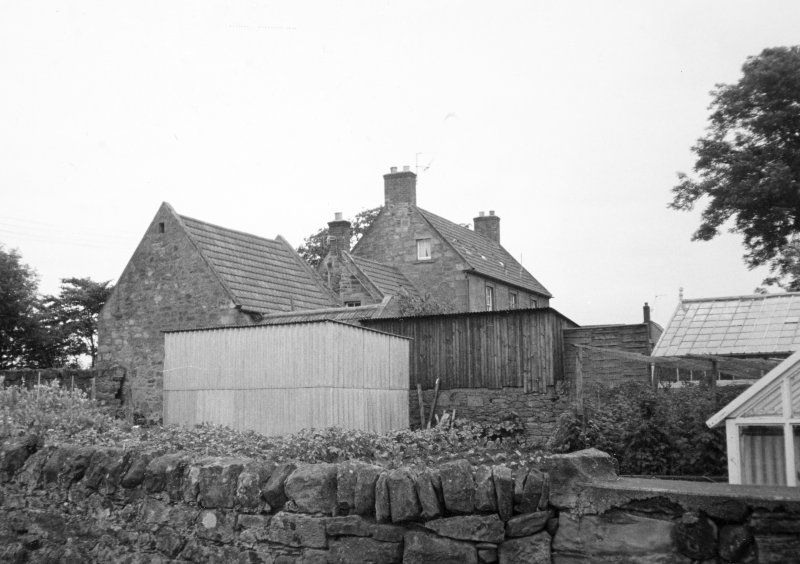 General view of sheds.