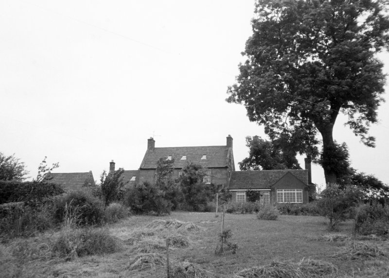 General view of unidentified house.
