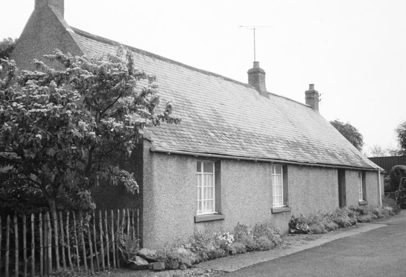General view of cottages.