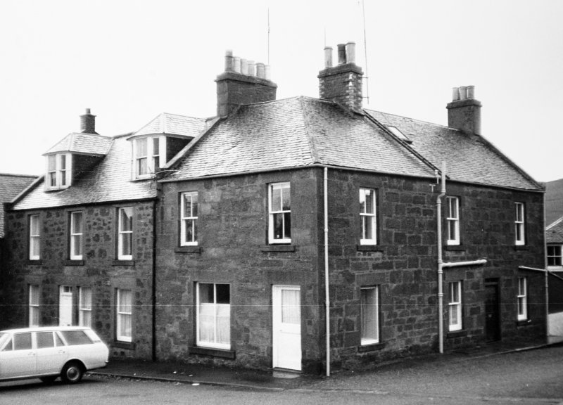 General view also showing adjoining house.