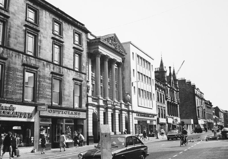 General view showing 1 - 23 High Street