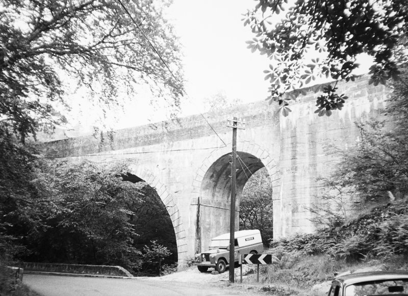 View of part of viaduct