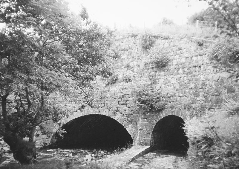 General view of Glen Loy Aqueduct