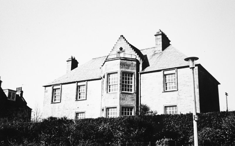 Inverleith House. General view.