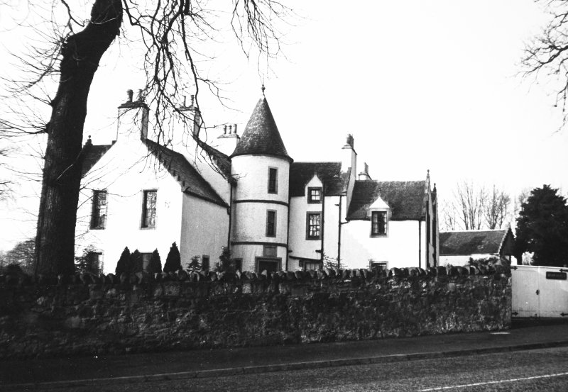 Edinburgh, 124 Whitehouse Road, Whitehouse General view of south elevation
