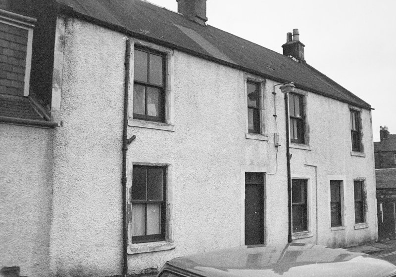Unidentified. Largs, houses. General view.