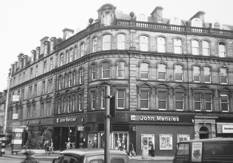 Dundee, 51-63 Commercial Street. General view.