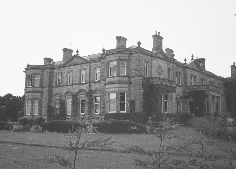 Errol Park House. General view.