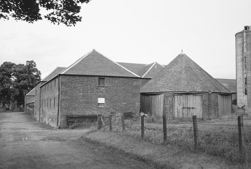 Kildinny, Steading. General view.