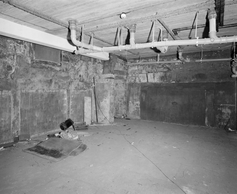 Dundee, Camperdown House, interior. View from South West, Kitchen, Basement