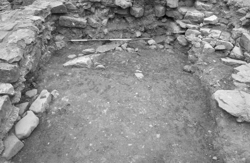 Jedburgh Abbey excavation archive Frame 16: Area 1: unidentified.
