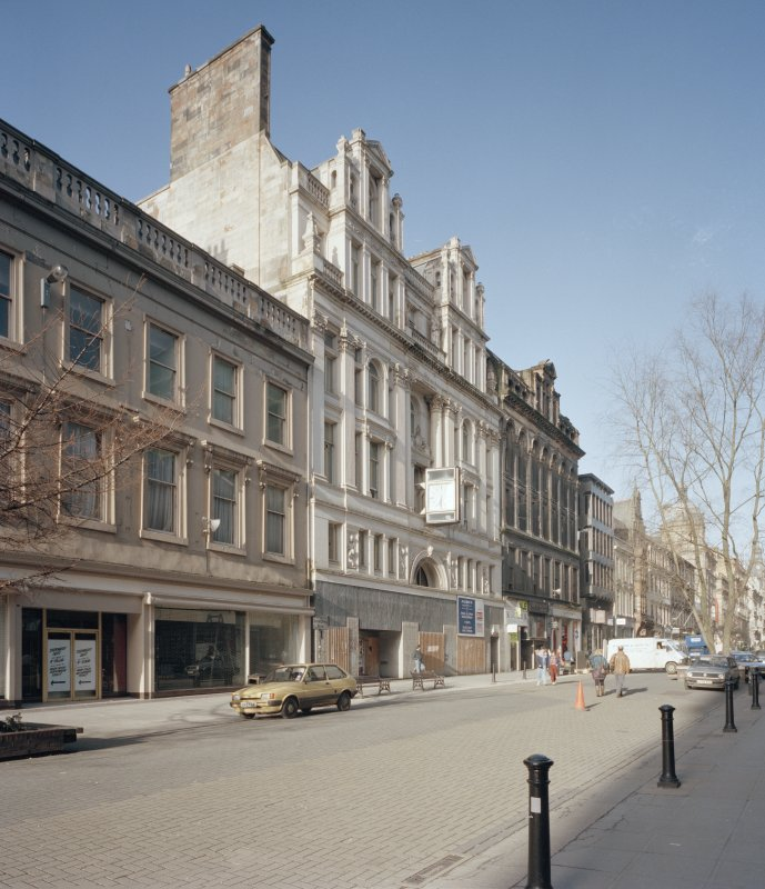 General view of 59 - 79 Buchanan Street, Glasgow.