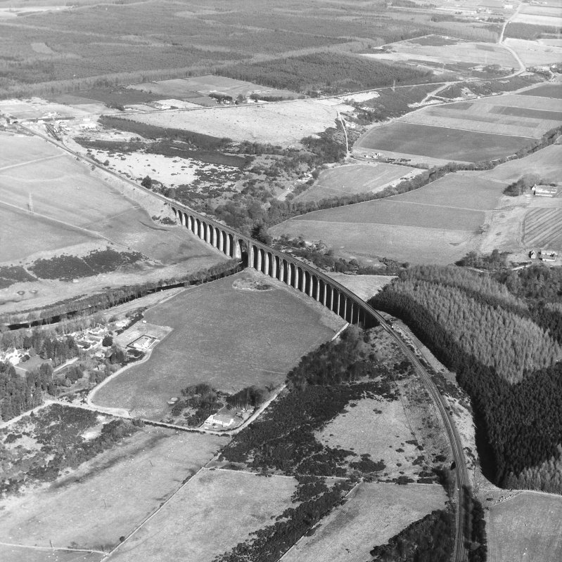 Aerial view of Viaduct
