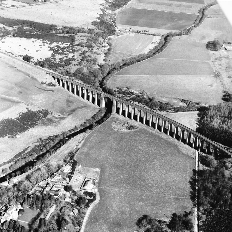 Aerial view of Viaduct.