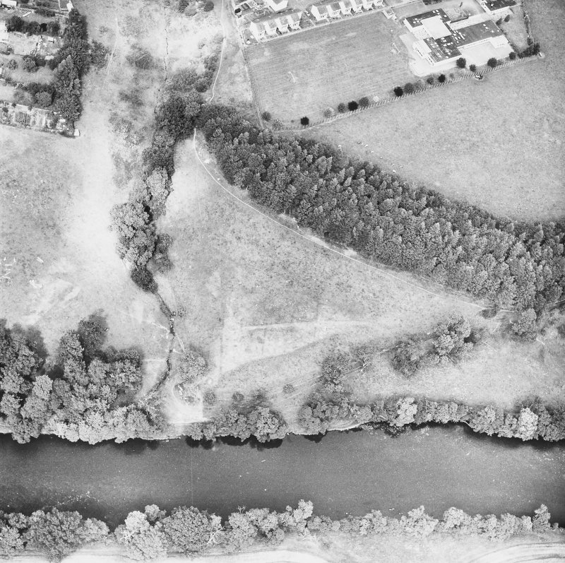 Oblique aerial view Annexe (Possible)