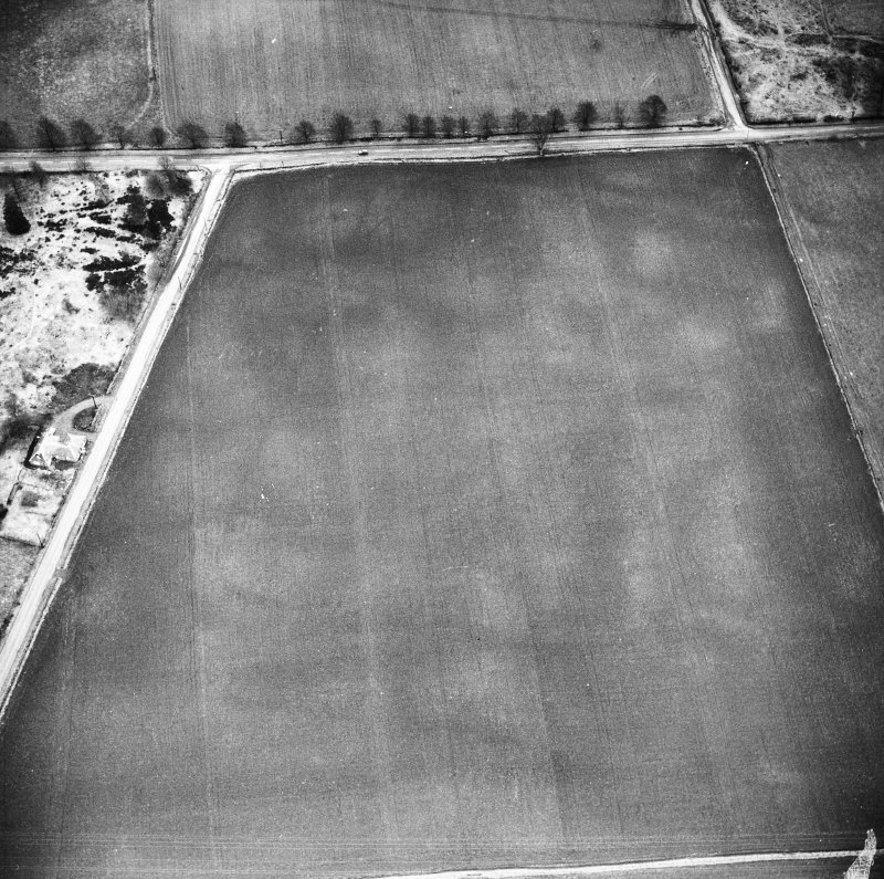 Blackhill, Old Tollhouse. General oblique aerial view.