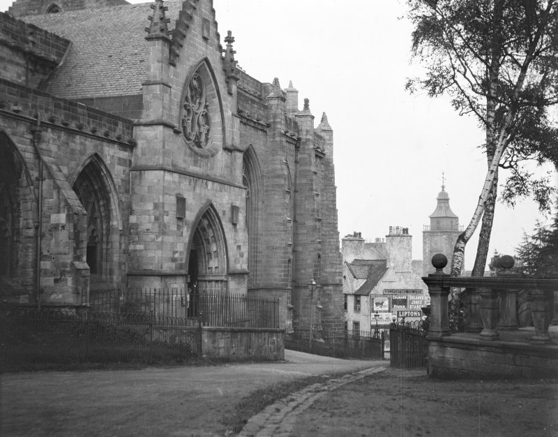General view of Church of the Holy Rude, Stirling.