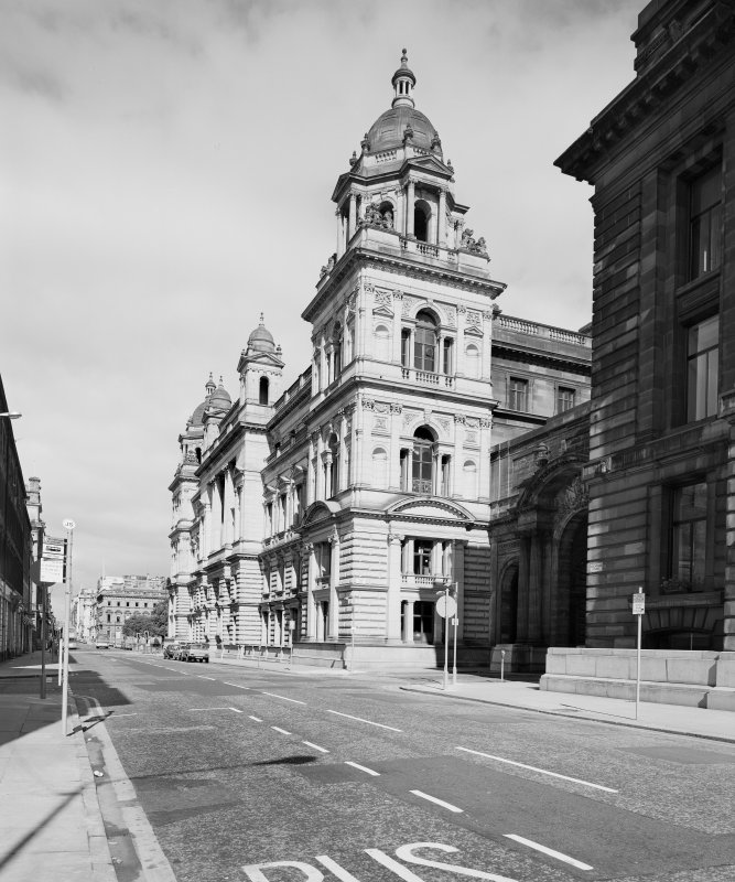 Glasgow City Chambers.