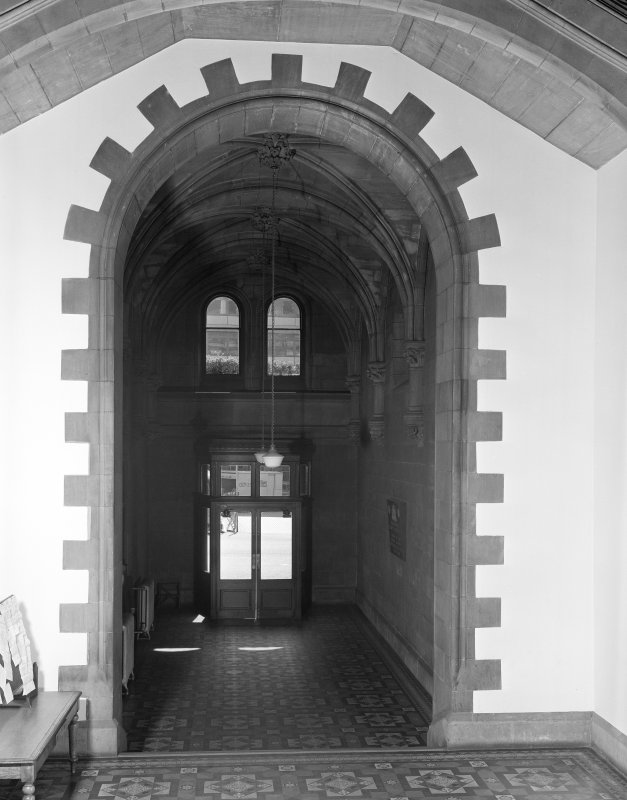 Aberdeen, Castle Street, Municipal Buildings, County and Municipal Buildings.