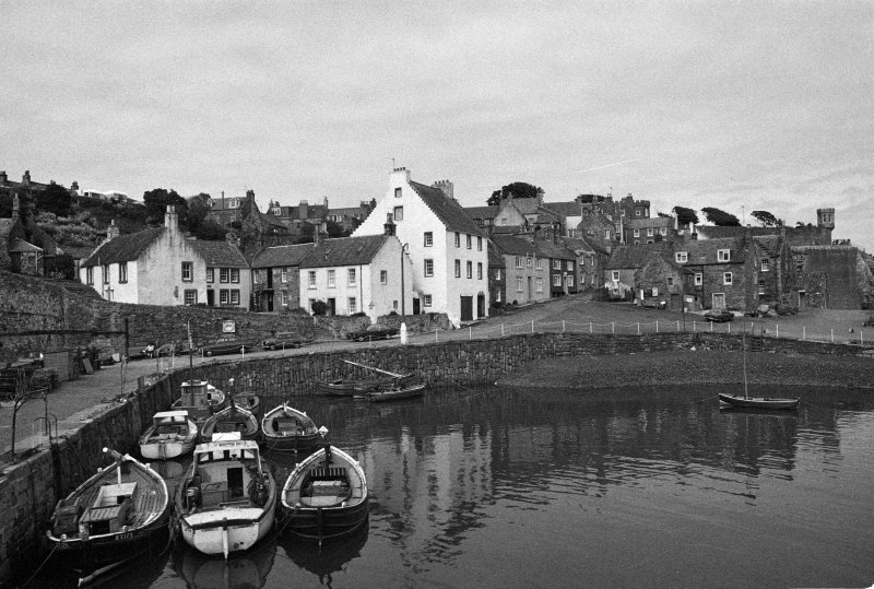 Harbour, Shoregate, Crail, Fife