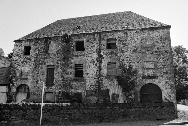 Old Corn Mill, Rothesay, Bute