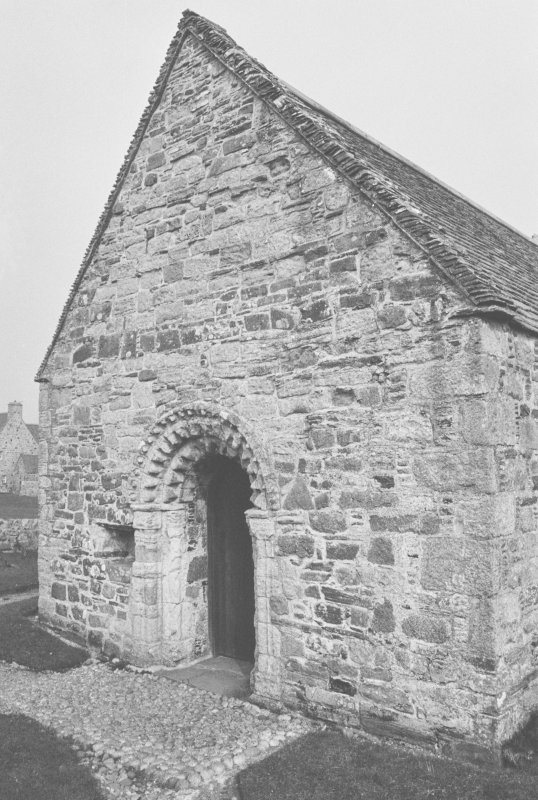 St Oran's Chapel, Iona, Argyll and Bute