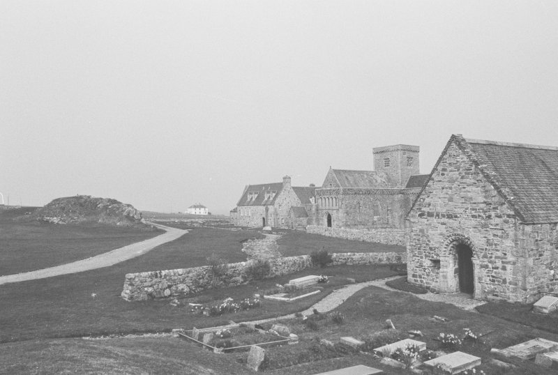 St Oran's Chapel and Iona Abbey, Iona, Argyll and Bute