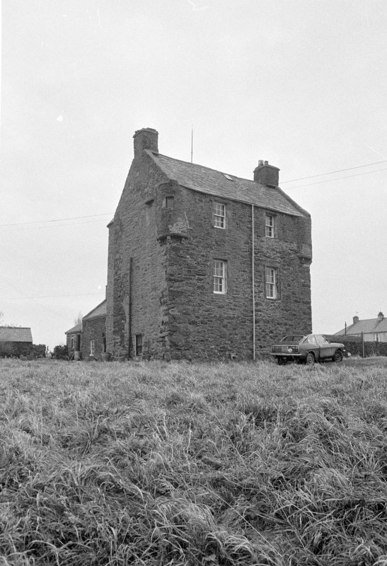 Isle Of Whithorn Castle, Whithorn, Wigtownshire