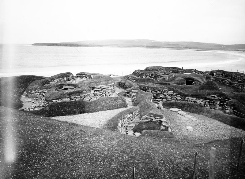General view of site.