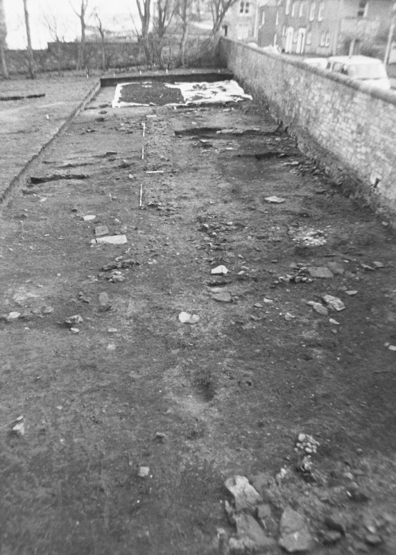 Excavation photograph : trenches 2 and 5, from W.