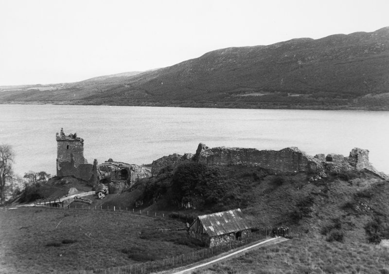 General view from south west