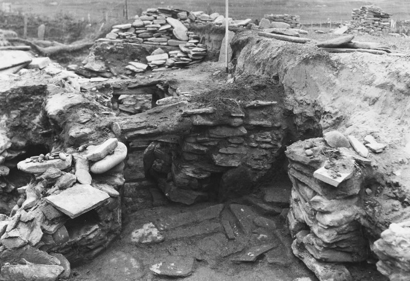 Excavation Photograph: Market place looking E. pl.xv.1.