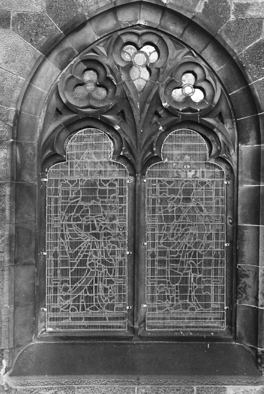Detail of window.